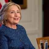 Hillary heeft geen zeebenen