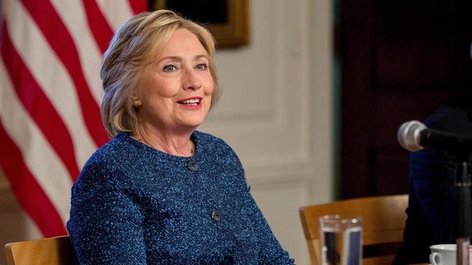 Hillary gezond